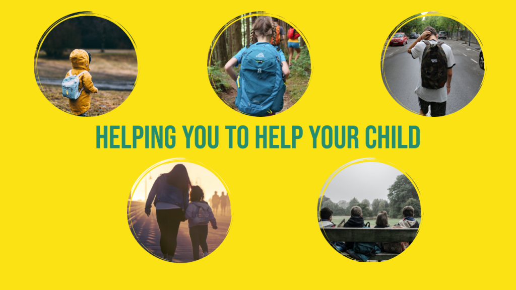 Helping you to help your child